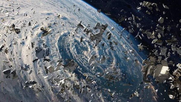 В России собираются создать Совет по космическому мусору