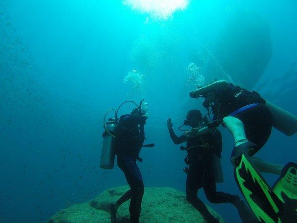 У берегов Японии нашли потопленную субмарину гитлеровской Германии