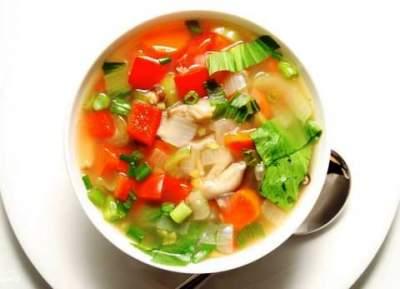 Диетологи рассказали об уникальной суповой диете