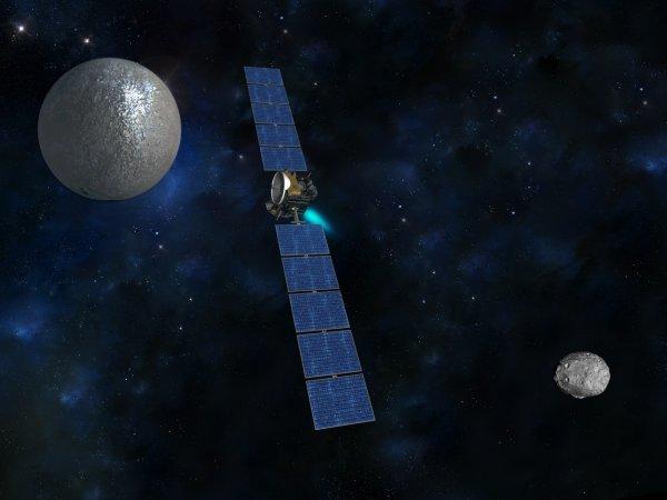 Космическая станция NASA впервые получила четкие снимки Цереры