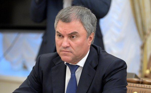 Володин призвал США отказаться от санкционных «черных списков»