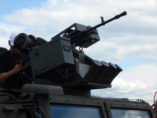 Спецназ ЮВО сбил беспилотник из новейшего боевого комплекса