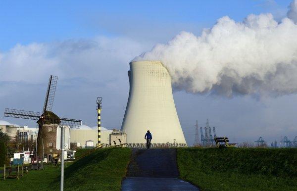 В ядерном реакторе бельгийской АЭС обнаружен серьезный дефект
