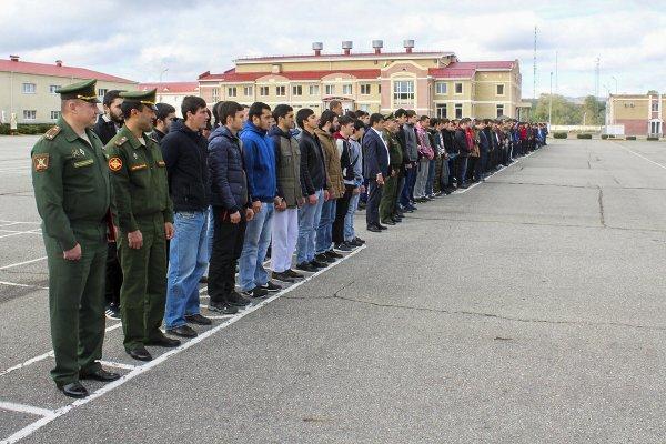 В Воронежской области более полторы тысячи призывников уклоняются от службы в армии
