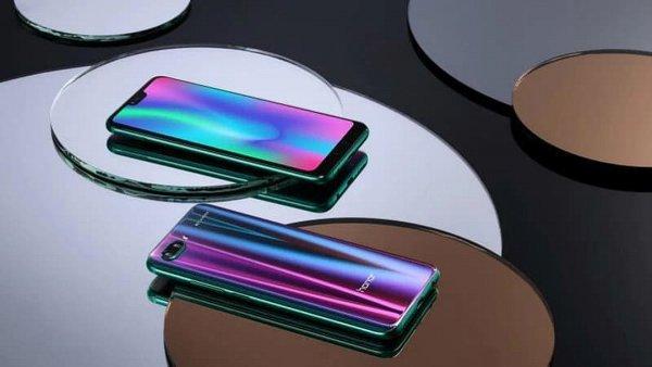 Honor представила новый смартфон Note 10