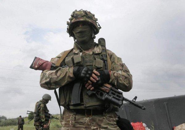 Мечтать не вредно: В Киеве допускают взятие Москвы «мощным украинским солдатом»