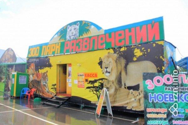 В Рязанской области начали проверку раскритикованного зоозащитниками зоопарка