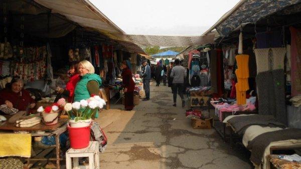 В Нальчике продавцы попросили Путина защитить Козий рынок