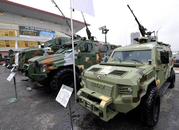 Эксперты: Украина продолжает пользоваться некачественным вооружением