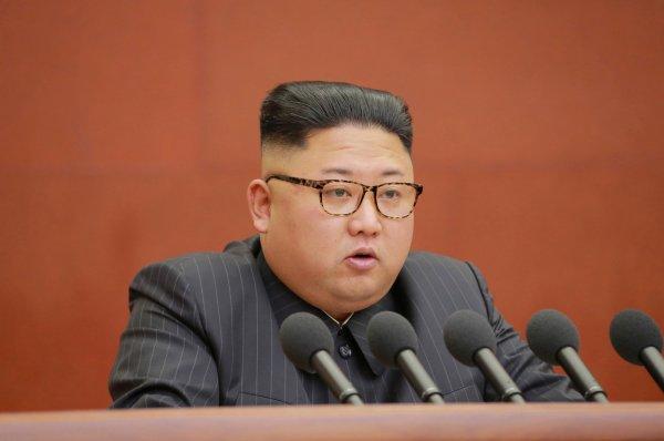 В России увидели личный самолет Ким Чен Ына