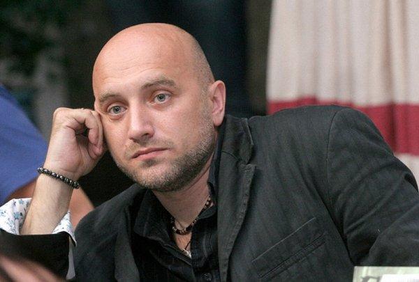 Прилепин покинул пост замкомандира батальона ДНР