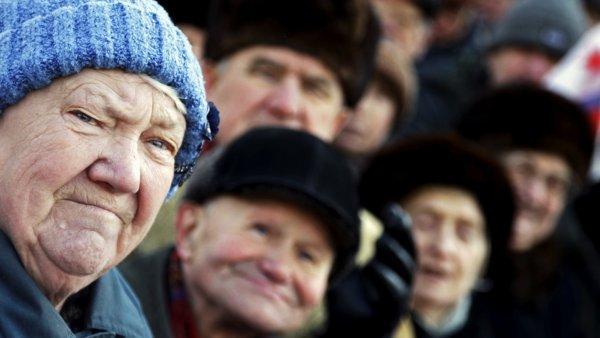 Рост пенсий на уровне в 1 тысячу рублей в год заложат в закон