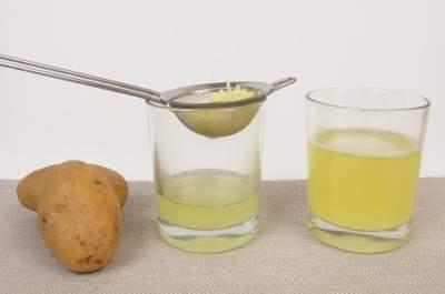 Врачи объяснили, чем полезен картофельный сок