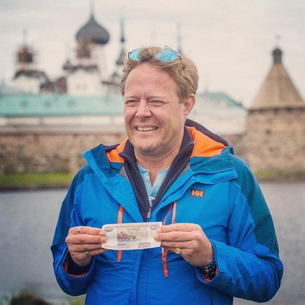 В Украину не пропустили британского журналиста Джона Уоррена