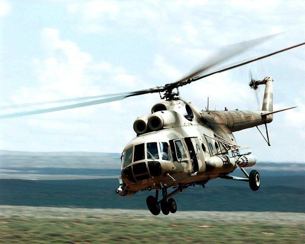 В соцсетях высмеяли создание вертолётной полиции на Украине