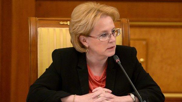 Вероника Скворцова: Люди должны жить минимум до 120 лет