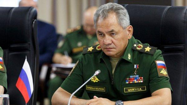 Сергей Шойгу: Прямое столкновение между Россией и Украиной невозможно