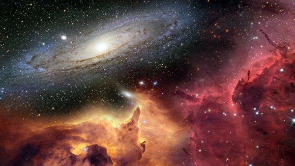 Астрономы: Первые аминокислоты появились сразу после Большого взрыва