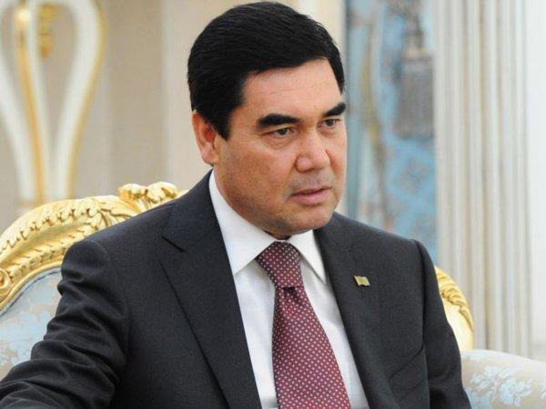 Президент Туркменистана с внуком написал песню про родину