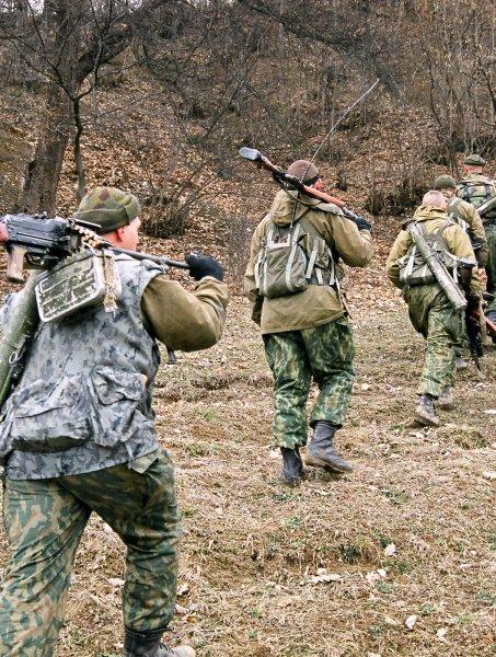 Команда ГУ Генштаба ВС РФ стала лучшим высокогорным подразделением российской армии