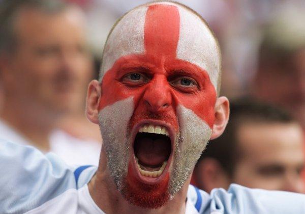 Лучше ноги уноси: В Англии наблюдаются вспышки насилия, когда сборная играет на ЧМ-2018