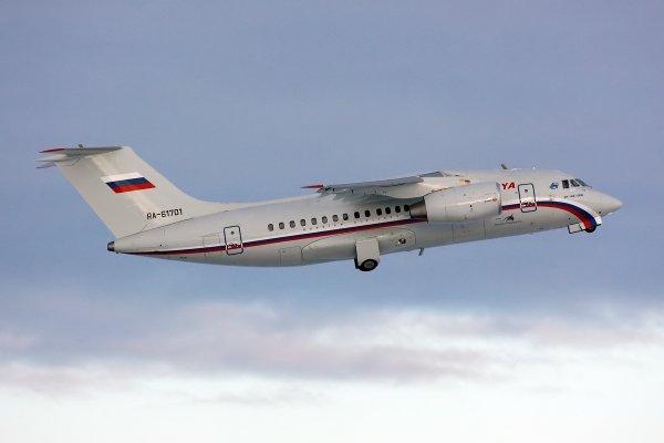 Лётные испытания нового Ан-148 для Минобороны начались в Воронеже