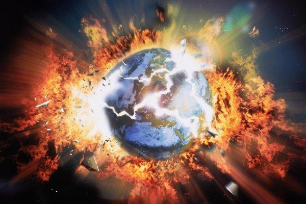 Конец света уже близко: Земля начала резко нагреваться, слышны «трубные» звуки