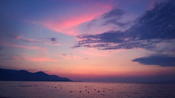 Составлен Топ-10 мест с наибольшим количеством закатов в Instagram