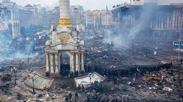 Украинский журналист жалеет о том, что поддержал Майдан 2013 года