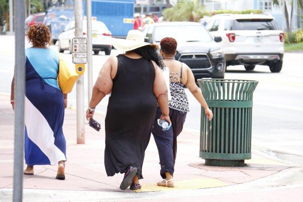 Ученые развеяли миф о преждевременной смерти от ожирения