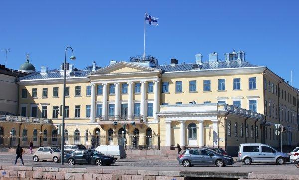 Полиция Хельсинки с нетерпением ждет Путина и Трампа