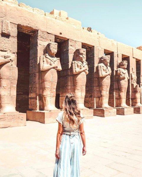 Археологи откопали в Египте древнюю мастерскую для бальзамирования
