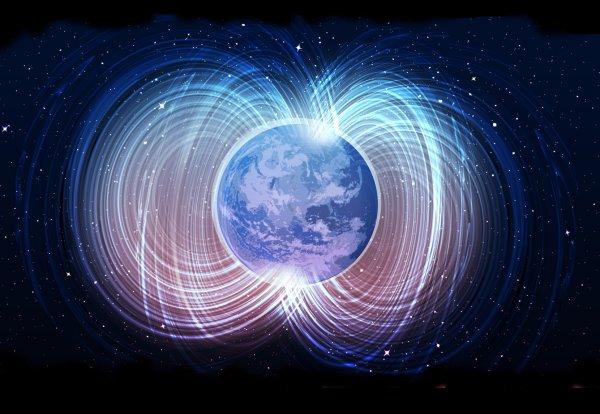 NASA обнаружили скрытые порталы в магнитном поле Земли, которые используют пришельцы