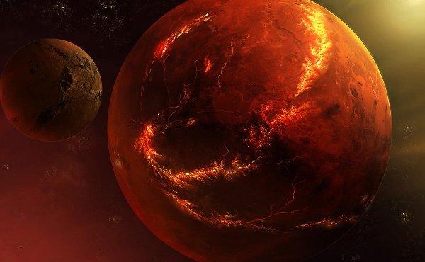 Жизнь на Марсе?: В NASA 50 лет назад уничтожили доказательства существования инопланетян
