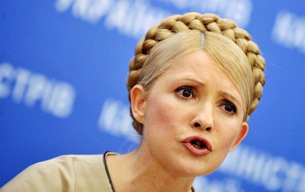 Тимошенко обвинила Порошенко в репрессиях в отношении «Батькивщины»