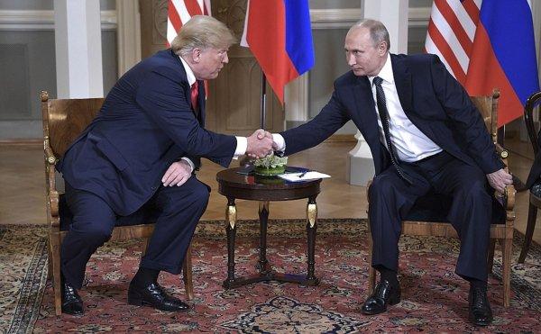 «Це зрада»: В Киеве назвали Путина президентом Украины