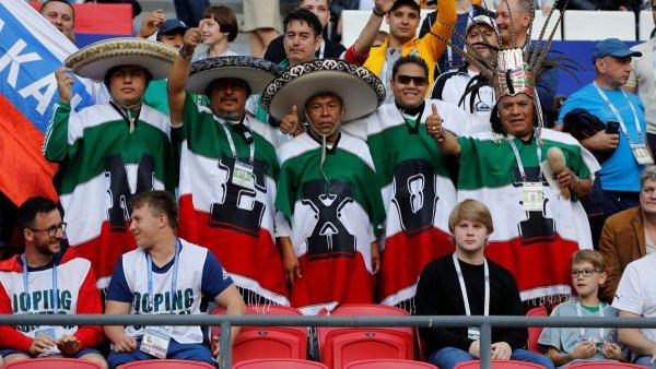 Самыми щедрыми болельщиками на ЧМ-2018 оказались мексиканцы