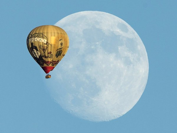Воздухоплаватели из Ярославля собираются покорить Луну