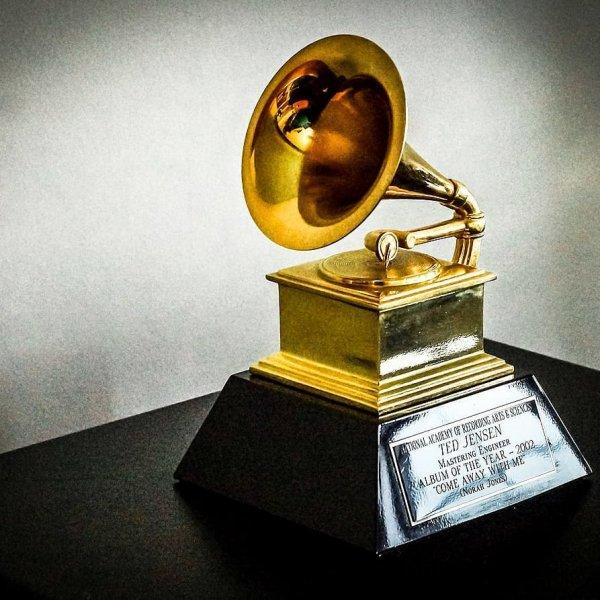 Стала известна дата проведений 61-й церемонии вручения премии Grammy в США