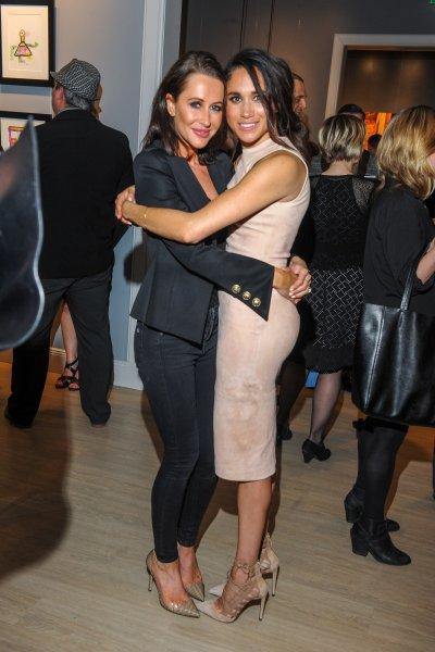 Лучшая подруга Меган Маркл стала её официальным стилистом