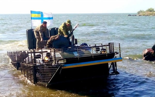Киев предложил заминировать Азовское море