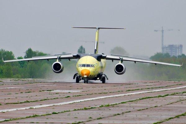 Порошенко исключил участие России в сборке Ан-178