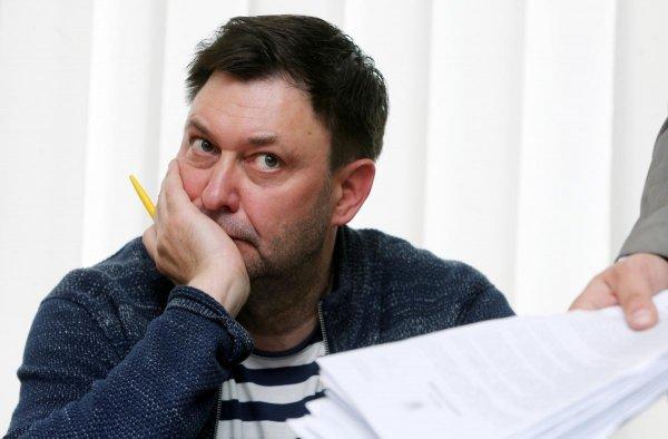 Херсонский суд арестовал имущество главы «РИА Новости Украина» Вышинского
