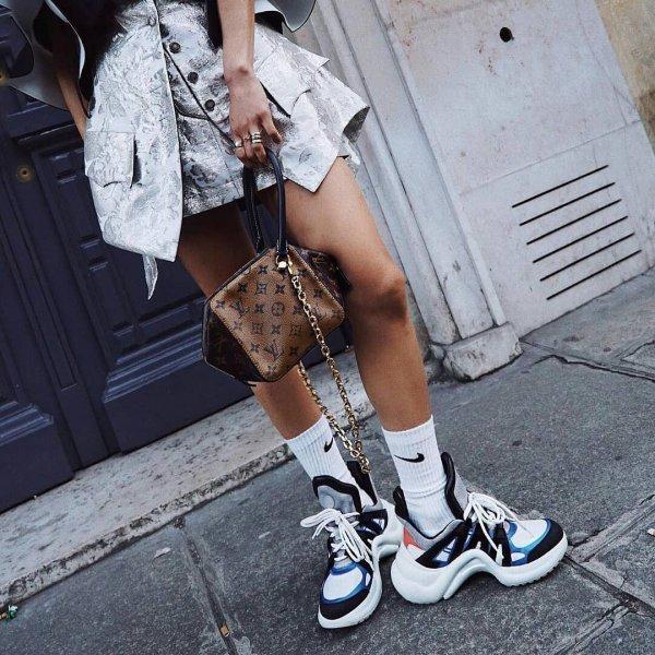 Модельеры нашли замену популярным уродливым кроссовкам