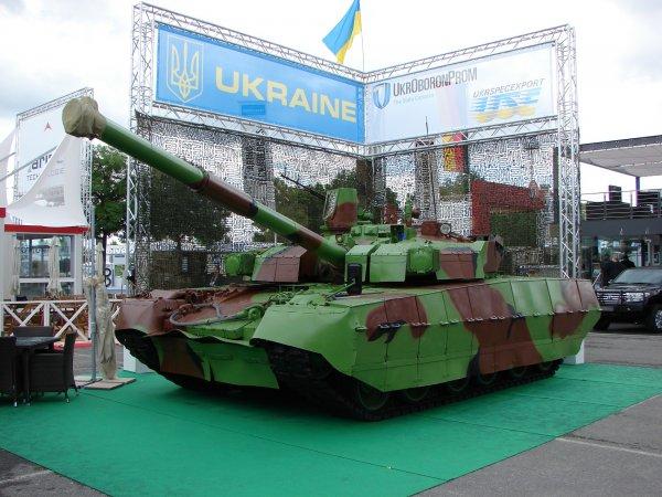 США превратились в основного покупателя украинского стрелкового оружия