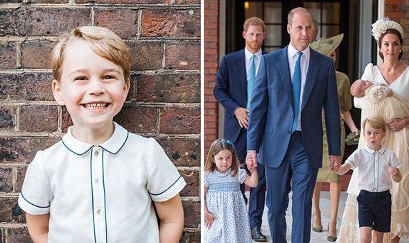 5-летнего сына принца Уильяма и Кейт Миддлтон обязали подчиняться королевскому протоколу