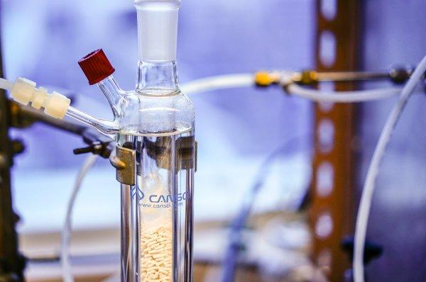 Робот-химик с ИИ сможет открыть новые вещества