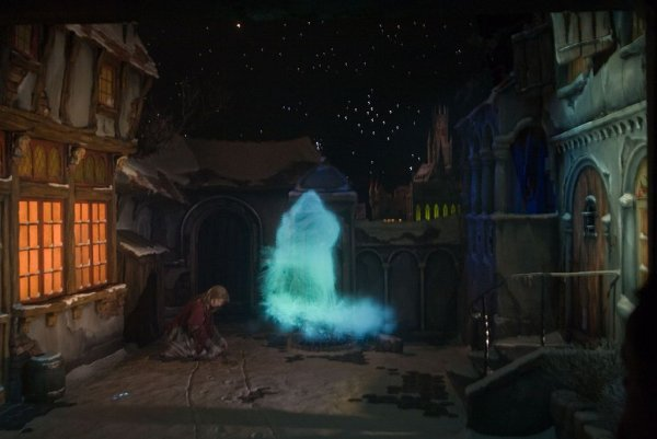 В Ростове 3-летний ребенок может видеть призраков