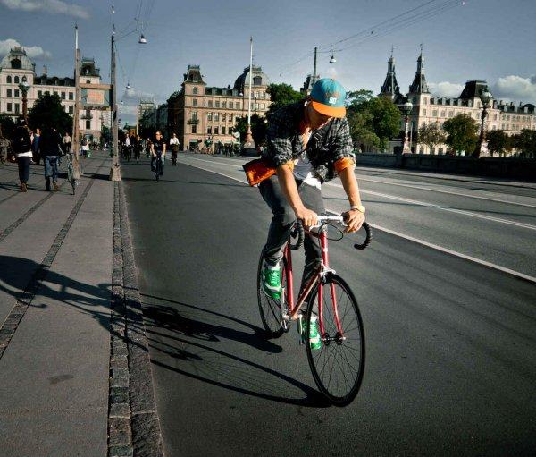 В Казани старые велосипеды предлагают сдать в рамках благотворительной акции