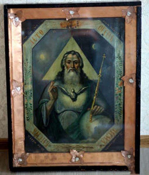 Ростовчанка ищет покупателя уникальной иконы стоимостью в миллион рублей